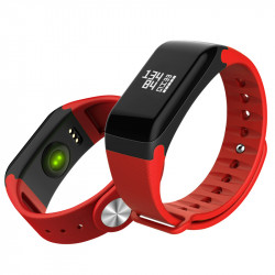 R3 Smart Bracelet Bluetooth 4.0 Sport Pedometer Smart Wristbands Heart Rate Monitor Smart Band IP65 Waterproof