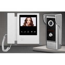 Wired Door Home Intercom