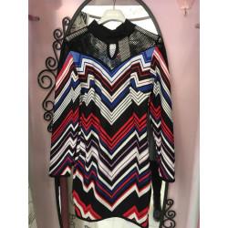 φορεμα με διχτυ