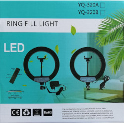 Προβολέας LED RING LIGHT