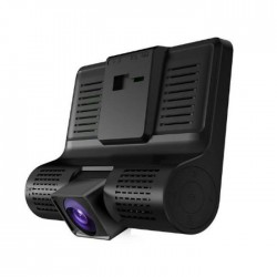 3 Way Camera Video Car DVR Full HD 1080P Z33