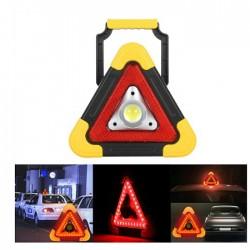 Φωτεινό τρίγωνο αυτοκινήτου...
