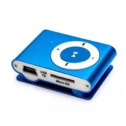 Mini Metal Clip USB MP3 Music Media Player
