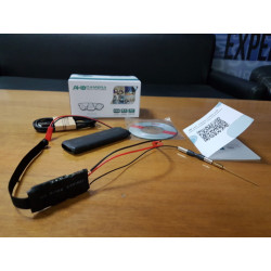 Super Mini Portable Hidden & Spy Security Detection Camera