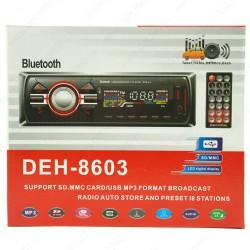 Δέκτης αυτοκινήτου DEH - 8603 με Bluetooth