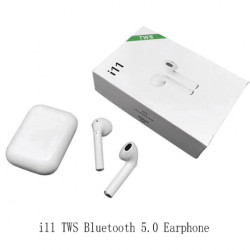 i11 TWS Wireless Bluetooth 5.0 Earphones