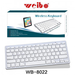 Bluetooth Wireless keyboard WB-8022