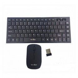 Wireless waterproof keyboard & mouse 2.4Ghz WB-8068 OEM