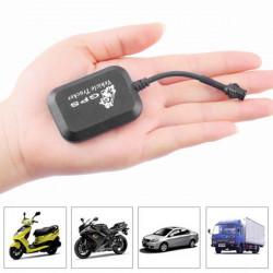 Mini GPRS GSM Εντοπιστής οχήματος 4 Bands Real Time Tracking
