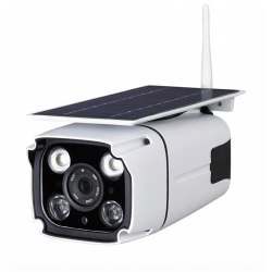 Solar Powered Camera Outdoor Induction Wireless Security WIFI IP Camera